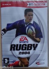 HITS COLLECTION - EA sports RUGBY 2004 - jeu PC
