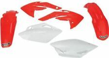 Carrosserie et cadre rouge pour motocyclette 2007