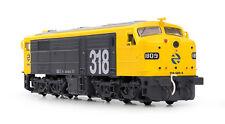 Arnold HN2250 Diesellokomotive RENFE 318.009 Amarillo y Gris Ep.V NEW