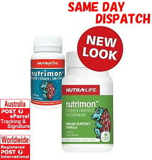 Nutra Life Nutrimon Vitamin C & Echinacea 60 chewable tablets -Children's Immune