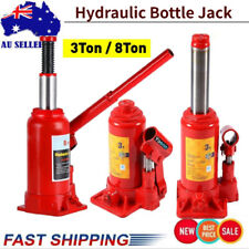 8T Hydraulic Bottle Jack Car Truck Caravan SUV 4WD Vehicle Repair Lifting Tool N