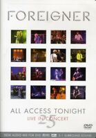 Foreigner - All Access Tonight: Live in Concert [New DVD] Dolby, Digital Theater