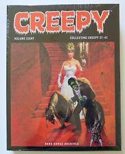 Creepy Archives Vol. 8 NEW Hardcover Dark Horse Graphic Novel Comic Book