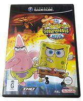 The Spongebob Squarepants Movie Nintendo Gamecube PAL *Complete*