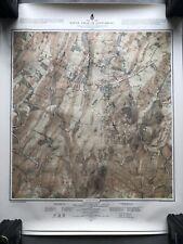 Vintage Battlefield Map of Gettysburg Day 1 Day 2 Day 3 Civil War Print Set