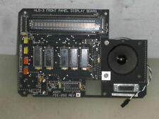 INFICON 701-202 FRONT PANEL DISPLAY BOARD *USED*