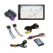 "7""Android Autoradio Bluetooth Navigation Doppel 2 DIN USB  AUX USB MP5 PlaNEW"