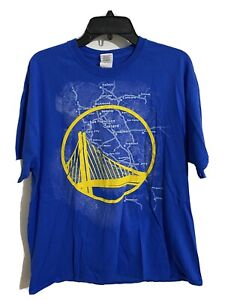 NBA Golden State Warriors T-Shirt - Protect Warriors Ground - Bay Area Tee XL