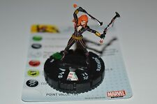 Marvel Heroclix Fear Itself Black Widow Uncommon 016