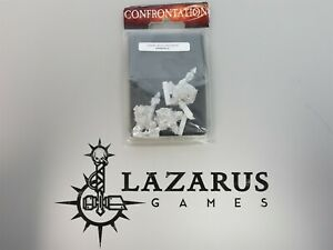 Rackham Miniatures: Confrontation - Dwarf with Crossbow (NiB, oop metal)