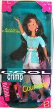 Cool Crimp Courtney Doll (Friend of Skipper, Sister of Barbie) (New)