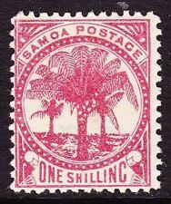 Samoa Victoria Era (1840-1901) Stamps