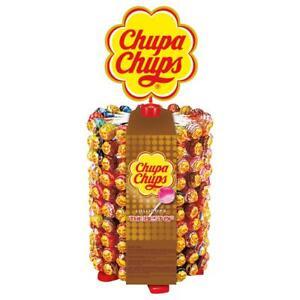 Chupa Chups Lollipops Lutscher 200 Stück - Apfel,Kirsche,Cola uvm.