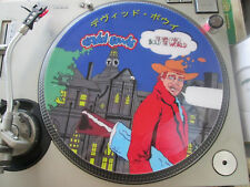 """DAVID BOWIE - The Man Who Sold The World Rare 12"""" Picture Disc Promo Single LP"""