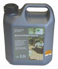 elephant Bambus Terrassendielen Pflegeöl Öl Spezial natur