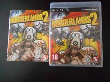 Jeu Sony Playstation 3 complet Borderlands 2 très bon état