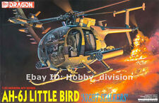 DRAGON 3527 1/35 AH-6J Little Bird 'Nightstalkers' Helicopter