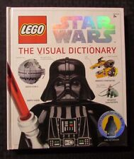 2009 Lego STAR WARS The Visual Dictionary - Hardcover w/o Figure VF