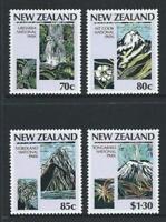 1987  New Zealand~National Parks~Unmounted Mint~Stamp Set~ UK Seller~