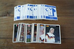 Orbis Football Italia 90 World Cup Stickers nos 1-200 - VGC! - Pick Your Numbers