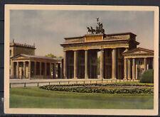 Ansichtskarte - Berlin - Brandenburger Tor