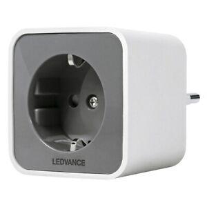 LEDVANCE Smart+ Indoor Plug EU Schuko ZigBee Funksteckdose 84mm, max. 3.680 Watt