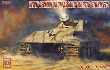 Modelcollect  UA72140,German WWII 38cm Assault Mortar Sturm E75