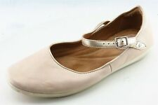 Clarks Artisan Size 8.5 M Beige Mary Jane Leather Women Shoes