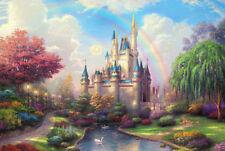 Fantasy Dream Castle Jigsaw Puzzle 1000 piece Intelligence Toy Best Gift
