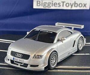 Auction 1 of 29 NOS 1/32 NINCO Audi TT ABT Silver Ref: 50252 Slot Car