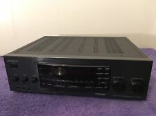 Vintage Kenwood KR V5580 80 Watt Receiver Surround Home Theater Phono Input