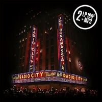 Joe Bonamassa - Live at Radio City Music Hall [New Vinyl LP] UK - Import