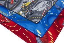 Kinderteppich Disney CARS Teppich Straßen Spielteppich 3 Farben 3 Größen