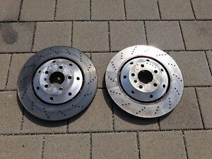 Lamborghini Gallardo LP500 520 530 Bremsscheiben vorne 400 615 301 ; 400 615 302
