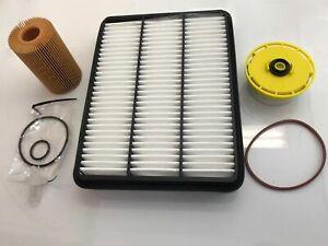 Filter Kit fits Toyota Landcruiser VDJ79 V8 1VDFT 07-On R2651P / A1522 / R2657P