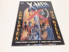 X-MEN GOD LOVES MAN KILLS TRADE PAPAERBACK (MARVEL/CLAREMONT/0816270)