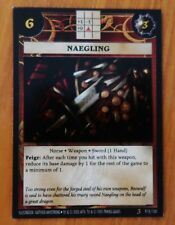 ANACHRONISM, NAEGLING PROMO CARD, HISTORY CHANNEL GAME
