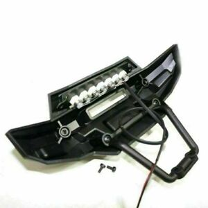 For 1/5 NEWX-MAXXX RC CAR Front Bumper Headlight 7 LED Light Bar& XMAXX New