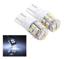 Bright LED White Number Plate License Plate Parking Light Bulbs Mazda Toyota