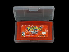 Pokemon FireRed Fire Red Version GBA Gameboy Advance Reproduction FAST USA SHIP!
