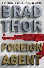 Brad Thor Hardback Crime & Thriller Fiction Books in English