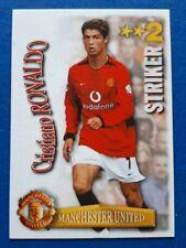 CRISTIANO RONALDO 2003/04 ROOKIE Magic Box Int