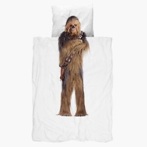 Snurk Twin Duvet Set Star Wars Jcrew Crewcuts Chewbacca Oprah's Favorite list