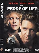Proof of Life-2000-Meg Ryan- Movie-DVD