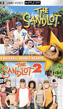 Pre-owned ~ The Sandlot 1 & 2  (UMD-Movie, 2005) Complete s42