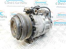 BMW 5 7 Series AC Compressor Air Conditioning 3.0d 3.5d 4.0d 6987890 5/11