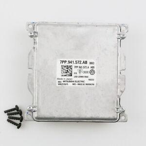 LED Headlight Ballast Power Module 7PP941572AB 4 screw For Audi VW TIGUAN A4 Q7