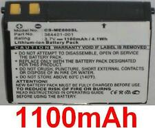 Batterie 1100mAh type BAT-00022-1050 Pour Skygolf SG5 Range Finder