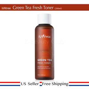 Isntree Green tea Fresh Toner 200ml US Seller