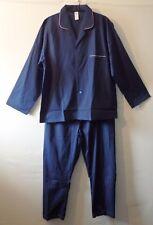 "BHS traditional pyjamas UK XL US L chest 50"" 127 cm"
